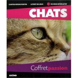 CHATS - COFFRET PASSION