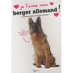 Je l'aime mon Berger Allemand