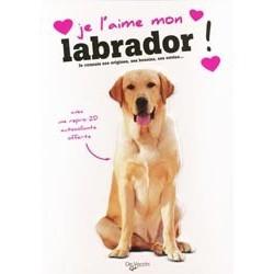 Je l'aime mon Labrador