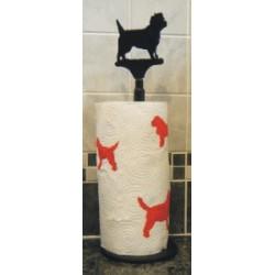 Porte rouleau de cuisine à l'effigie de votre race canine préférée