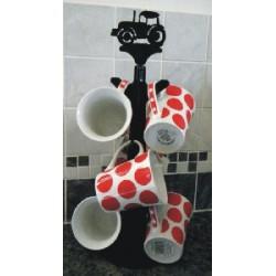 Arbre à mugs à l'effigie de votre race canine préférée
