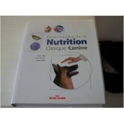 Encyclopédie de la nutrition clinique canine (neuf)