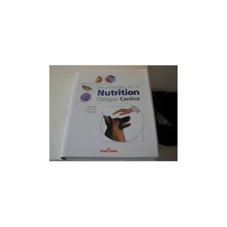 Encyclopédie de la nutrition clinique canine (occasion)