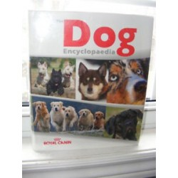 THE DOG ENCYCLOPAEDIA ROYAL CANIN (used like new)