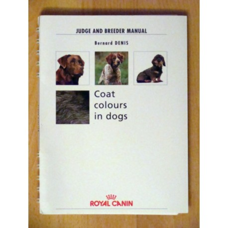 COAT COLOURS IN DOGS