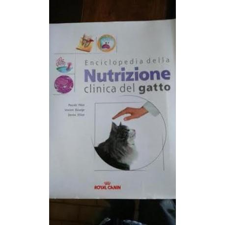 ENCICLOPEDIA DELLA NUTRIZIONE CLINICA DEL GATTO