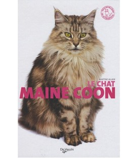 LE CHAT MAINE COON - COLLECTION CHAT DE RACE