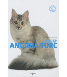 LE CHAT ANGORA TURC - COLLECTION CHAT DE RACE