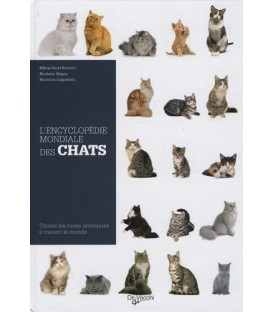 L'ENCYCLOPEDIE MONDIALE DES CHATS