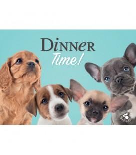"""Set de table """"c'est l'heure du repas"""""""