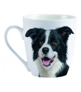 "MUG ""J'AIME LES BORDER COLLIES"""
