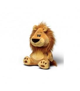 LEO LE LION, PELUCHE TOUTE DOUCE