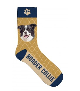 Chaussettes border collie - taille 36/41
