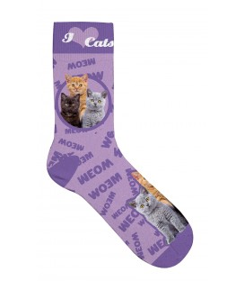 Chaussettes chatons - taille 36/41