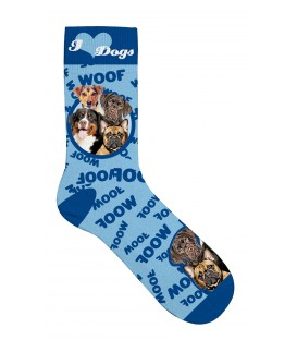 Chaussettes chiens - taille 36/41