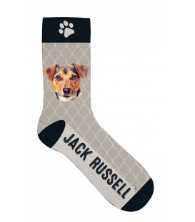 Chaussettes jack russell terrier - taille 36/41