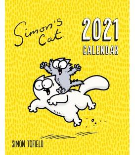 Calendrier de bureau Siestes de chats 2019.