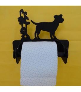 Porte lettres à l'effigie du west highland white terrier
