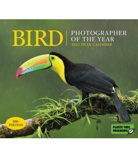 Calendrier éphéméride - Oiseaux par les photographes de l'année 2022
