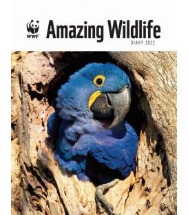 AGENDA WWF INCROYABLE MONDE SAUVAGE 2022